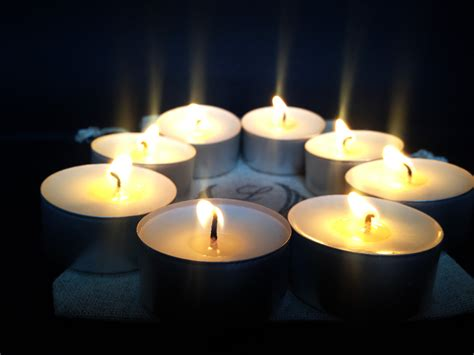 Handmade Candles Uk - unscented tea lights candles handmade with luxury soy wax