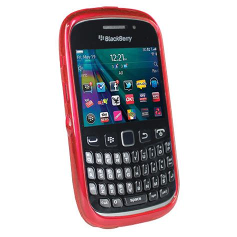 Casing Hp Blackberry Curve 9320 flexishield for blackberry curve 9320