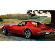 1968 1972 CHEVROLET Corvette Stingray C3 Specifications