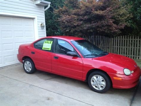 how cars work for dummies 1996 dodge neon auto manual service manual 1996 dodge neon how to xxucmehihatasxx 1996 dodge neon specs photos