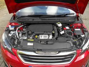 Peugeot 308 Engine Sporty In All But Name Peugeot 308 E Thp 110 The Register