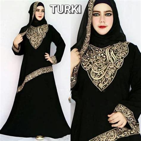 Abaya Arab Gamis Arab Gamis Hitam abaya turki gamis arab busana muslim abaya saudi