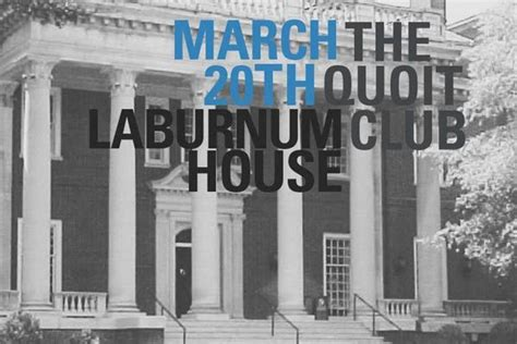 laburnum house richmond va march 20 6 8 pm quoit club at laburnum house james river hikers richmond va meetup