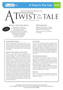 lesson plan template generator twist in thetale a4 lesson plan pdf