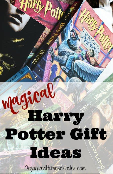 gifts to give a harry potter fan 18 fantastic harry potter gift ideas the organized