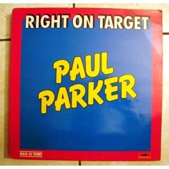 Right On Target by Right On Target By Paul 12inch With Manatthan Show