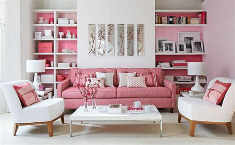 pink couches living room a contemporary living room inspiration with a
