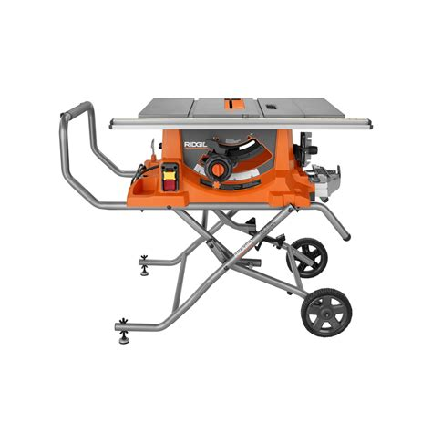 10 quot table saw