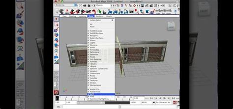 software to build a house how to produce a 3d house building model using maya 171 maya