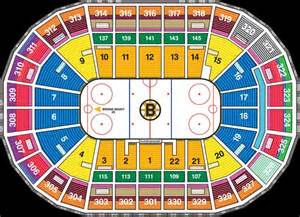 Td Garden Layout Td Garden Boston Ma Seating Chart View