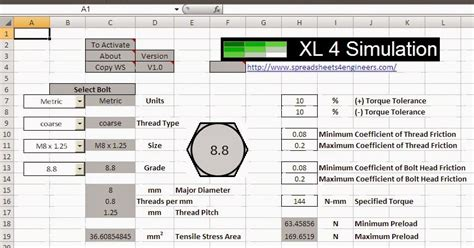 calculator btg bolt torque calculation formula pictures to pin on