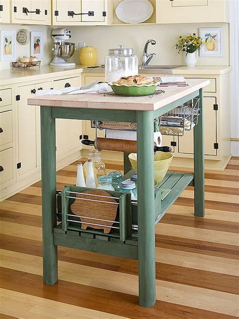 tiny kitchen island 20 cool kitchen island ideas hative