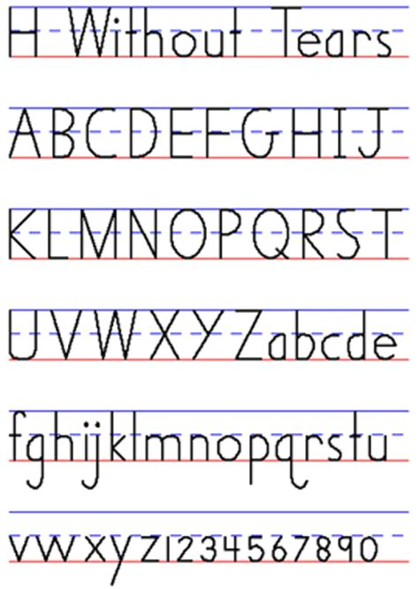 Letter Sle For Printing Services Exles Of Handwriting Styles Draw Your World Draw Write Together