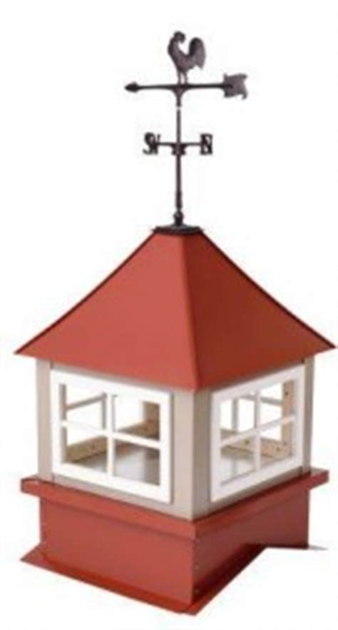 Pole Barn Cupola What Size Cupola And How Many