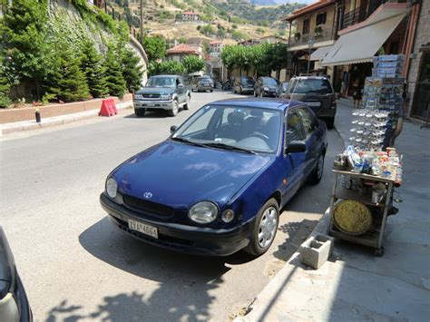 Peugeot Greece Tamerlane S Thoughts Carspotting Greece Edition