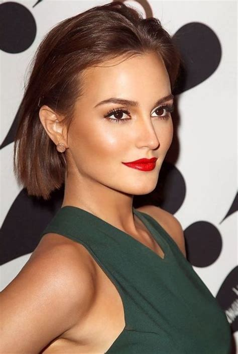 bob hairstyles dress up 2017 slicked back hairstyle trend for short cuts