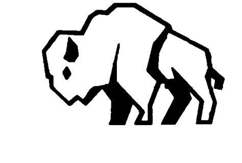 Buffalo clipart buffalo outline clipart