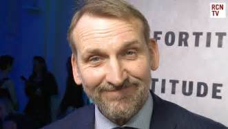Christopher eccleston interview fortitude premiere youtube