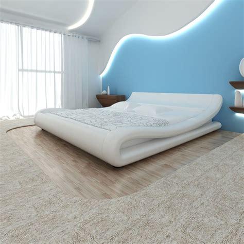 matratzen angebote 180x200 kunstlederbett bett lattenrost matratze 180x200 wei 223