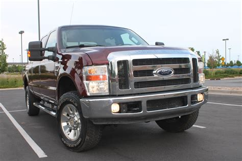 2008 f250 motor 2008 ford f250 turbo diesel gas mileage