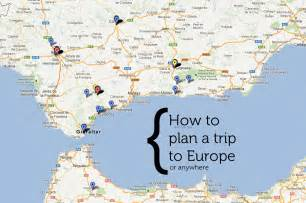 Europe Travel Map by Europe Travel Guide Map