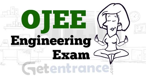 Ojee Mba Syllabus by Ojee 2018 Application Form Dates