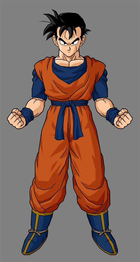 dragon ball z budokai tenkaichi 3 coloring pages las mejores imagenes de gohan dragon ball 3 marbal