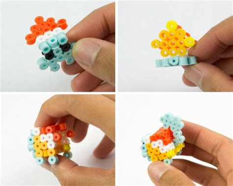 perler bead ironing tips totally awesome 3d perler bead pikachu and squirtle free