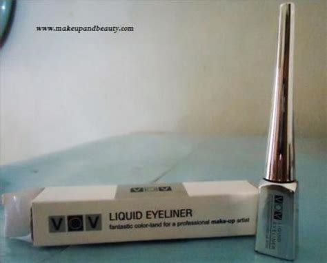 Eyeliner Vov vov liquid eyeliner review indian makeup and