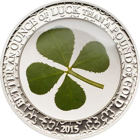 1 Oz Silver Coins Ebay - palau 2015 5 ounce of luck 1oz silver coin proof ebay