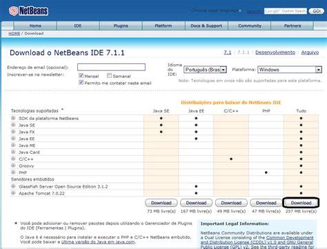 netbeans groovy tutorial protocolo ti instalando e criando primeiro projeto no