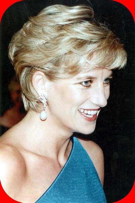 hairstyles princess diana cut princess diana hairstyles were one of the most copied