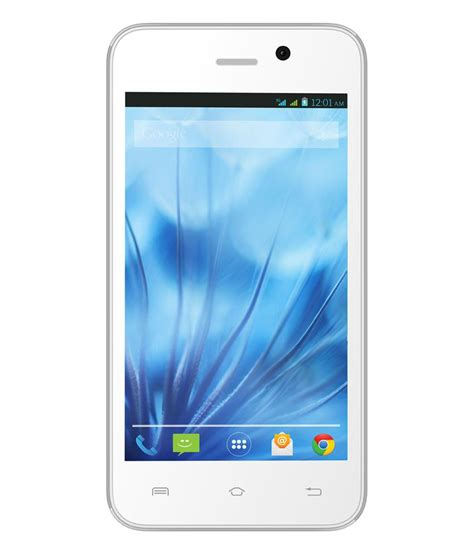 Handphone Lava Iris 510 lava iris x1 atom s mobile phone white available at