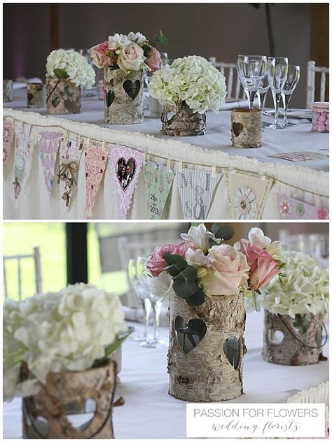 Redhouse Barn Wedding Flowers ? Passion for Flowers
