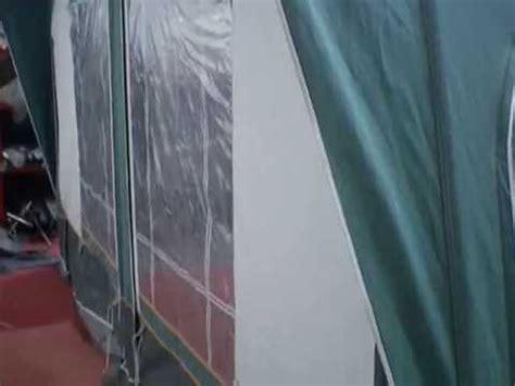 dorema madison awning second hand dorema madison caravan awning youtube