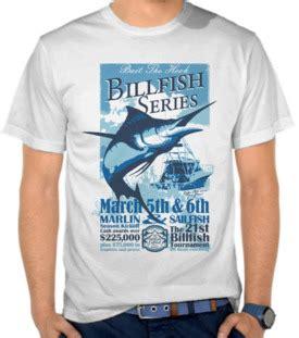 Baju Tshrit Kaos Otomotif Vespa Dtg 1 jual kaos memancing ikan marlin toko baju mancing