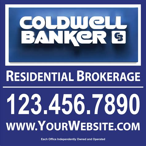 buy open house signs coldwell banker real estate signs yard signs open house signs