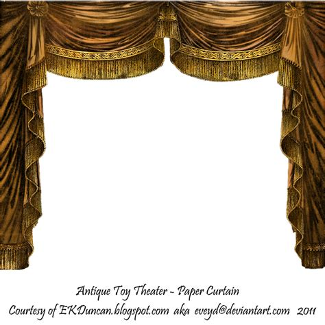 curtain frame ekduncan my fanciful muse marie in jewel tones