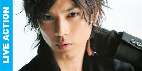 ator hiro mizushima hiro mizushima retorna para atuar no live action black