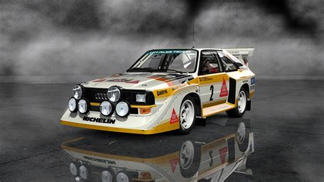 audi rally audi quattro s1 tribute to a rally legend youtube
