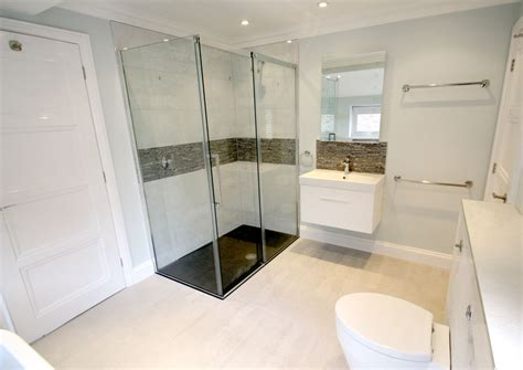 Bath To Shower Conversion bedroom to bathroom conversion in kingston upon thames