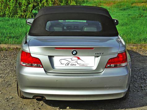 Bmw 1er Ab 2008 by Ck Cabrio Manufaktur F 252 R Cabrioverdecke Bmw 1er E88