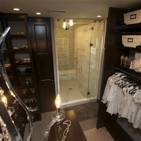 Jet Shower Shower Closet interior design inspiration photos by robeson design
