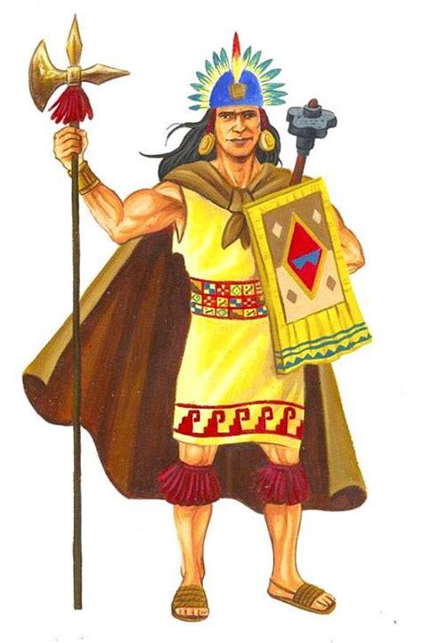 imagenes vestimenta maya hombres tribus de america los incas