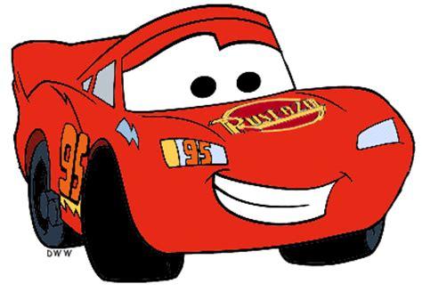 walt disney cars clipart