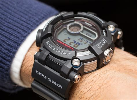 Gshock Casio Gshock Frogman Gwf1000 Hitam Limited Edition casio g shock frogman gwf d1000 on the ultimate diving tool watches4trade