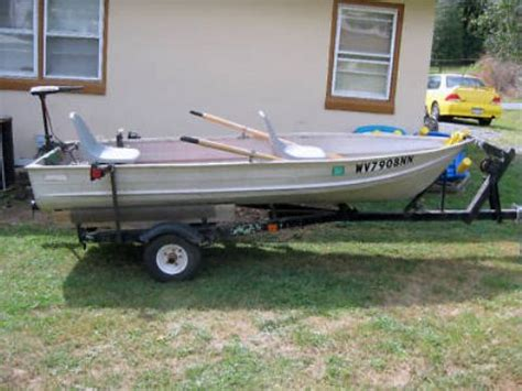 boat trailers for sale grafton montgomery wards 12 ft semi v aluminum boat and trailer