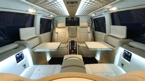 luxury mercedes van mercedes viano by carisma auto design is the ultimate