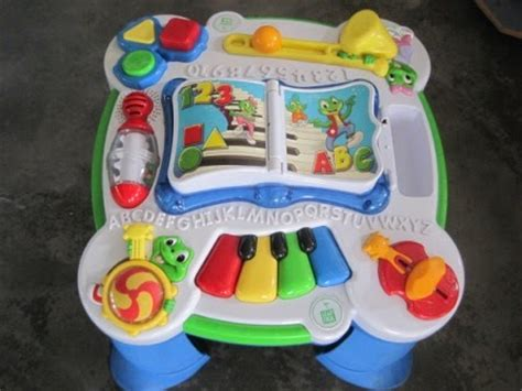Tikes Sway N Play Baby Baby Toys Pumpkinstoys leapfrog learning activity table my baby