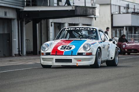 Ferdinand Porsche Magazine by Testing With An Original Brumos Porsche 911 Rsr Ferdinand